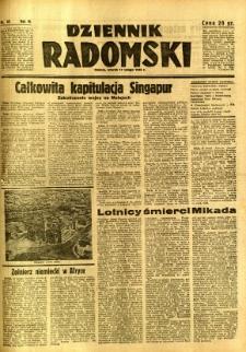 Dziennik Radomski, 1942, R. 3, nr 39