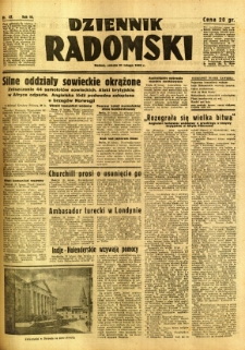Dziennik Radomski, 1942, R. 3, nr 43