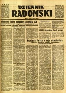 Dziennik Radomski, 1942, R. 3, nr 45