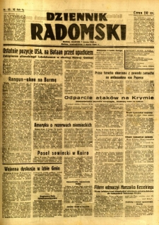 Dziennik Radomski, 1942, R. 3, nr 50