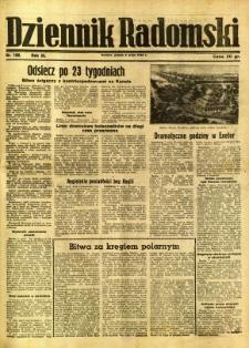 Dziennik Radomski, 1942, R. 3, nr 106
