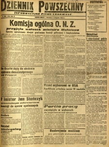 Dziennik Powszechny, 1946, R. 2, nr 303