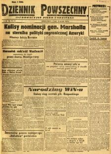 Dziennik Powszechny, 1947, R. 3, nr 10