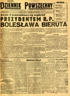 Dziennik Powszechny, 1947, R. 3, nr 37
