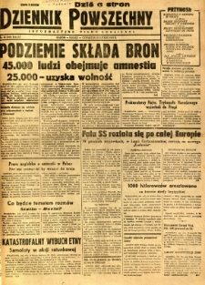 Dziennik Powszechny, 1947, R. 3, nr 58