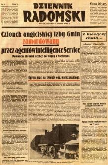 Dziennik Radomski, 1940, R. 1, nr 3