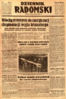 Dziennik Radomski, 1940, R. 1, nr 5