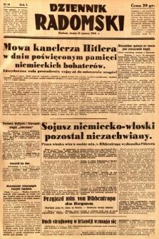 Dziennik Radomski, 1940, R. 1, nr 10