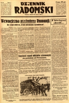 Dziennik Radomski, 1940, R. 1, nr 24