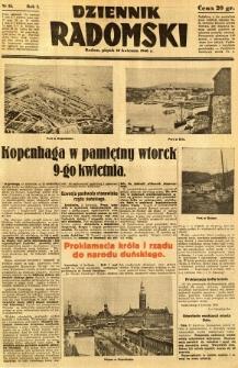 Dziennik Radomski, 1940, R. 1, nr 35
