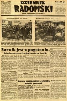 Dziennik Radomski, 1940, R. 1, nr 44