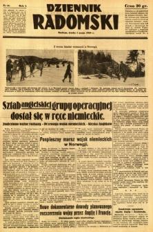 Dziennik Radomski, 1940, R. 1, nr 51
