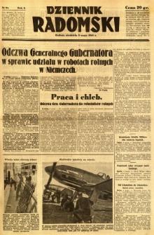 Dziennik Radomski, 1940, R. 1, nr 54