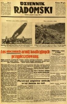 Dziennik Radomski, 1940, R. 1, nr 75