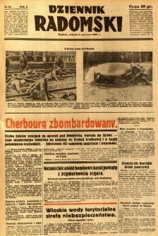 Dziennik Radomski, 1940, R. 1, nr 82