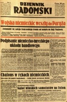 Dziennik Radomski, 1940, R. 1, nr 88