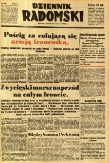 Dziennik Radomski, 1940, R. 1, nr 90