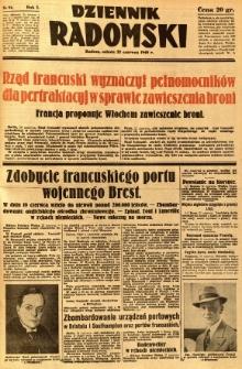 Dziennik Radomski, 1940, R. 1, nr 94