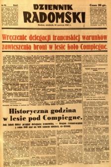Dziennik Radomski, 1940, R. 1, nr 95