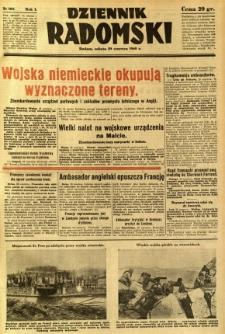 Dziennik Radomski, 1940, R. 1, nr 100