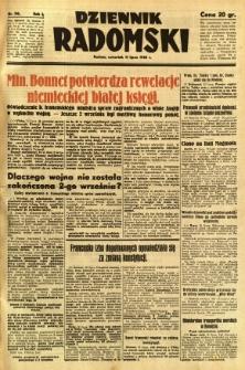 Dziennik Radomski, 1940, R. 1, nr 110