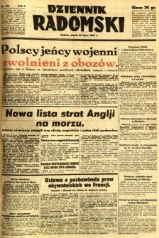 Dziennik Radomski, 1940, R. 1, nr 123