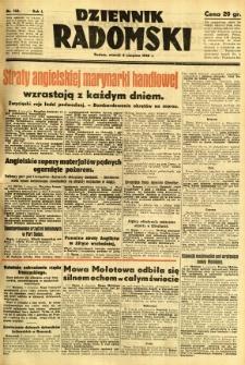 Dziennik Radomski, 1940, R. 1, nr 132
