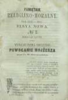Pamiętnik Religijno-Moralny, 1859, R. 18, T. 3, nr 2