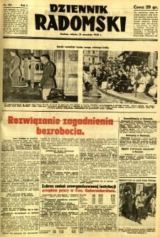 Dziennik Radomski, 1940, R. 1, nr 172