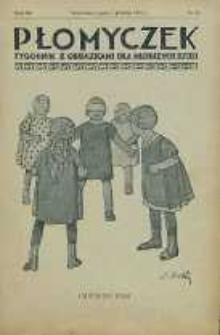 Płomyczek, 1927, R. 12, nr 14