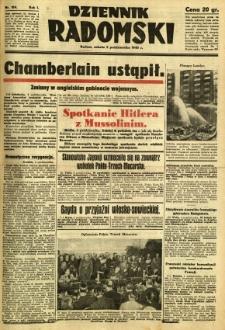 Dziennik Radomski, 1940, R. 1, nr 184