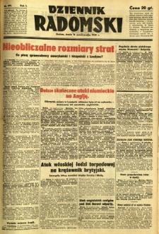 Dziennik Radomski, 1940, R. 1, nr 193