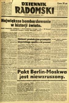 Dziennik Radomski, 1940, R. 1, nr 195