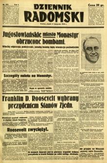 Dziennik Radomski, 1940, R. 1, nr 212
