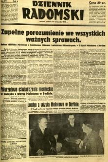 Dziennik Radomski, 1940, R. 1, nr 219