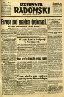 Dziennik Radomski, 1940, R. 1, nr 223