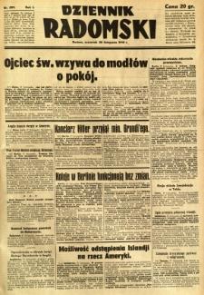 Dziennik Radomski, 1940, R. 1, nr 229