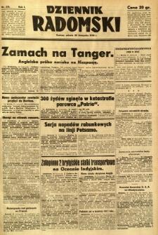 Dziennik Radomski, 1940, R. 1, nr 231