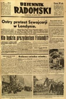 Dziennik Radomski, 1940, R. 1, nr 248