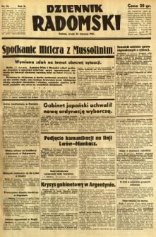 Dziennik Radomski, 1941, R. 2, nr 16
