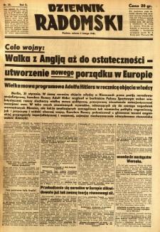 Dziennik Radomski, 1941, R. 2, nr 25