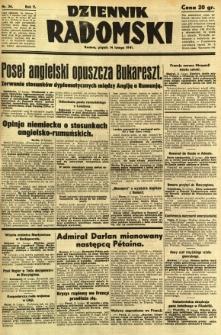 Dziennik Radomski, 1941, R. 2, nr 36