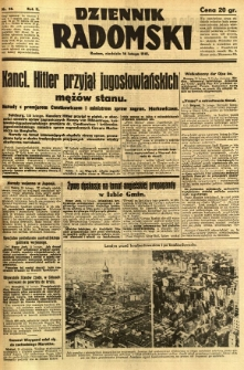 Dziennik Radomski, 1941, R. 2, nr 38