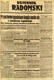 Dziennik Radomski, 1941, R. 2, nr 39