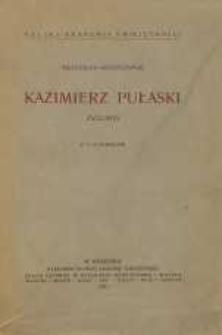 Kazimierz Pułaski : życiorys
