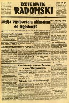 Dziennik Radomski, 1941, R. 2, nr 56