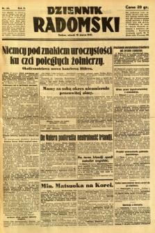 Dziennik Radomski, 1941, R. 2, nr 63