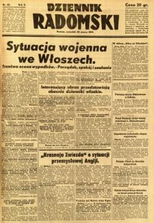Dziennik Radomski, 1941, R. 2, nr 65