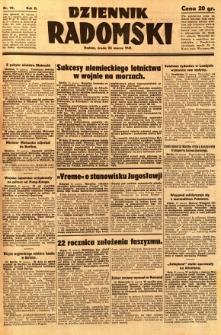 Dziennik Radomski, 1941, R. 2, nr 70