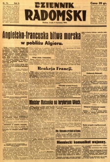 Dziennik Radomski, 1941, R. 2, nr 76